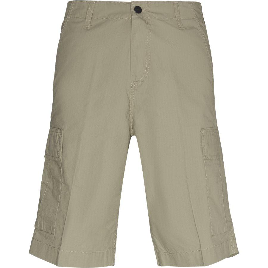 REGULAR CARGO SHORT. I015999 - Regular Cargo Shorts - Shorts - Regular - WALL RINSED - 1